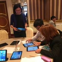 การอำนวยการเรียนรู้ให้กับครูและอาจารย์ในการเรียนรู้การใช้เทคโนโลยีในหลักสูตร STEM